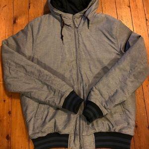 H&M Winter Hooded Bomber Jacket